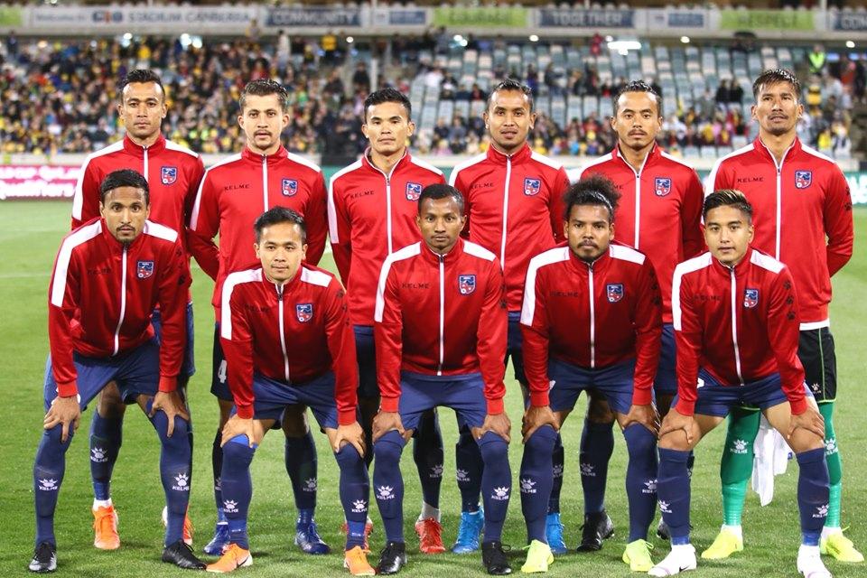 कोरोना कहरबीच फुटबल : नेपाली फुटबल टोली मैत्रीपूर्ण खेल खेल्न बंगलादेश गयो