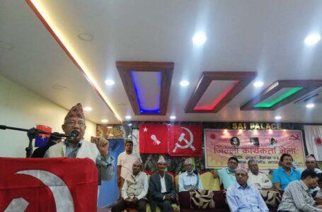 प्रधानमन्त्री ओली राजनीतिक खेलाडी हुन् नेता नेपाल
