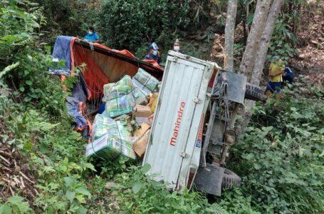 पाँचथरमा दुर्घटना : दुई जनाको मृत्यु