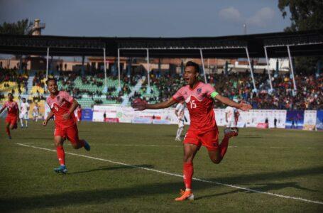विश्वकप छनोटमा नेपाल आज अस्ट्रेलियासँग खेल्दै