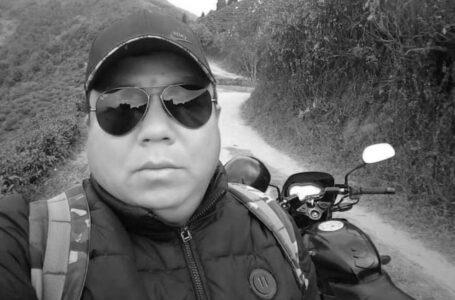 मोटरसाइकल अनियन्त्रित भई दुर्घटना हुदाँ माङसेबुङका जनप्रतिनिधिको मृत्यु