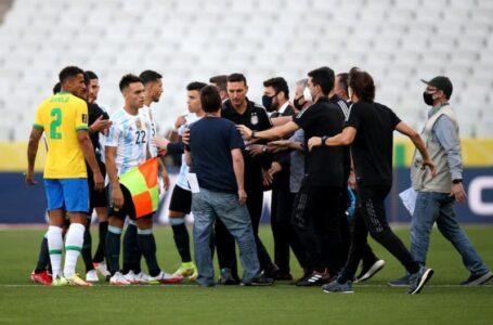 विश्वकप छनाेट : अर्जेन्टिना र ब्राजिलबीचको खेल स्थगित